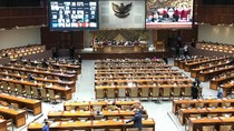 Paripurna Pengesahan RUU APBN 2021: 250 Anggota DPR Hadir Virtual