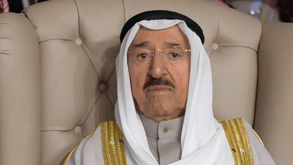 Video Emir Kuwait Syekh Sabah al-Ahmad Tutup Usia