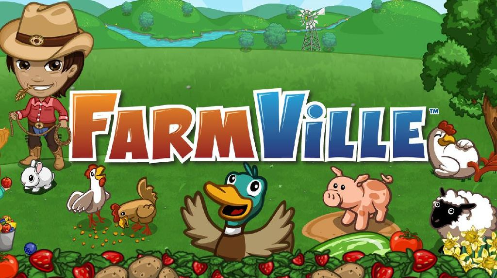 Pengumuman, Game Legendaris FarmVille Akan Dimatikan