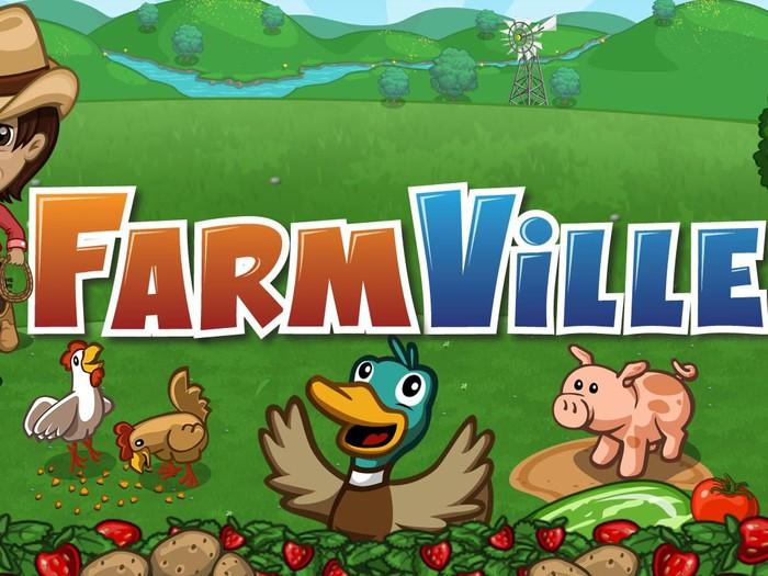 Zynga matikan game Farmville original