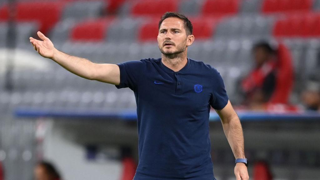 Satu Permintaan Frank Lampard ke Bek-bek Chelsea