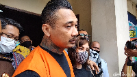Jerinx-Nora Bercumbu di Mobil Tahanan, Kejati Bali: Ada Kelalaian SOP