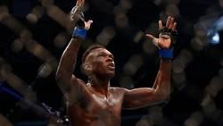 Ngerinya Israel Adesanya di Arena UFC