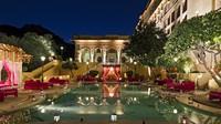 Pesona Istana Sultan India Berusia 5 Abad yang Diubah Jadi Hotel