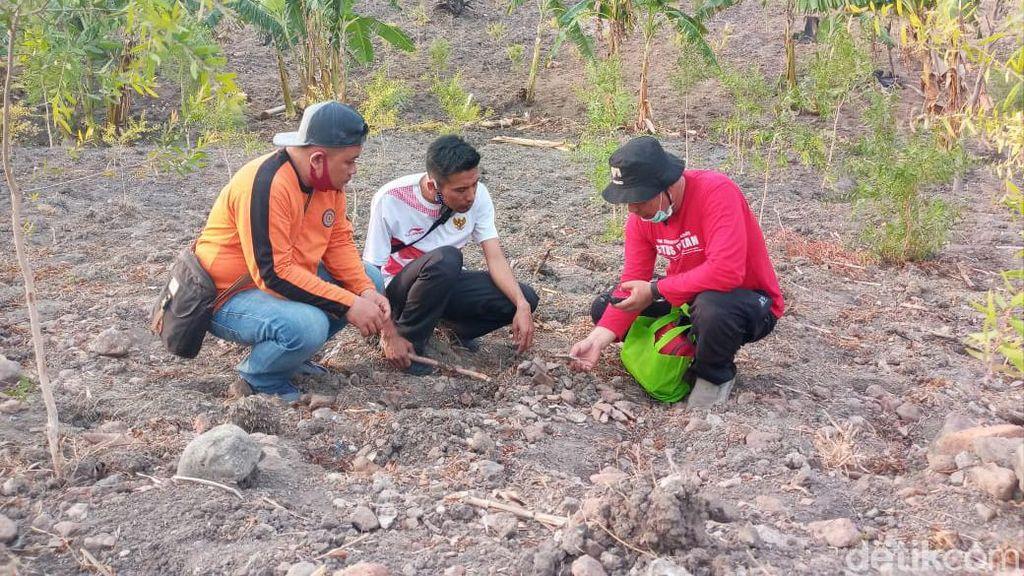 Arkeolog Temukan Jejak Permukiman Kuno Dekat Situs Candi Patakan Lamongan