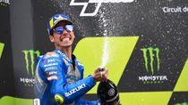 Video Highlights MotoGP Catalunya 2020: Derita Rossi, Pesta Suzuki