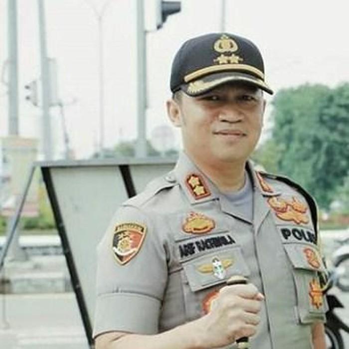 Kapolres Karawang AKBP Arif Rachman Arifin