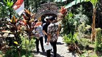 Lokasi curug ini ada di Desa Kalongan, Ungaran Timur, Kabupaten Semarang. Pada zaman dahulu, warga Desa Kalongan yang mau membuat acara besar kabarnya tak perlu menyewa alat-alat gamelan.