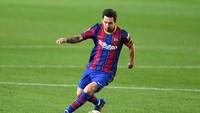 Messi Kini Lebih Sedikit Kerja