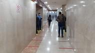 Ada Kepulan Asap, Rapat di Kompleks DPR Tetap Berlanjut