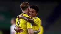 Reus: Maaf MU, Sancho Bertahan di Dortmund