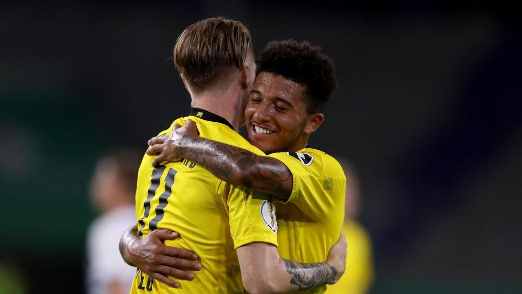 Lazio Vs Dortmund: Die Borussen Pincang