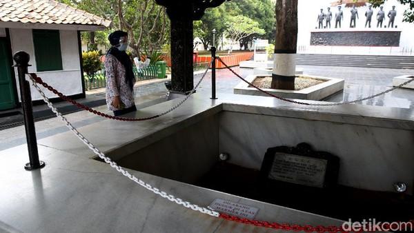 Pasalnya di museum tersebut terdapat sebuah sumur yang diketahui menjadi tempat pembuangan jasad sejumlah pahlawan revolusiyang terbunuh pada peristiwa 30 September 1965.