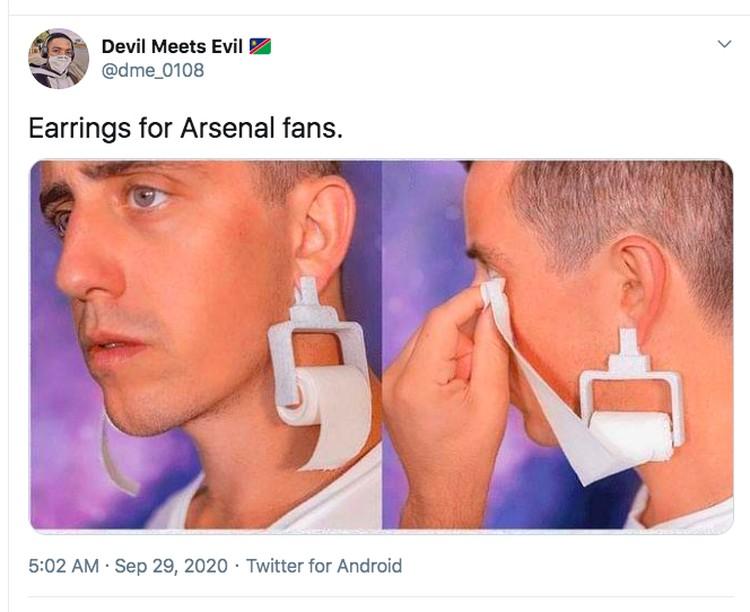 Meme Arsenal
