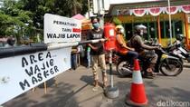 Tangerang-Jaksel Zona Merah, Satgas: Sampaikan Jika Perlu Bantuan