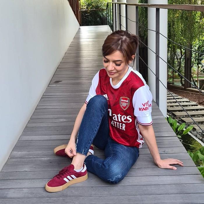Najwa Shihab Arsenal