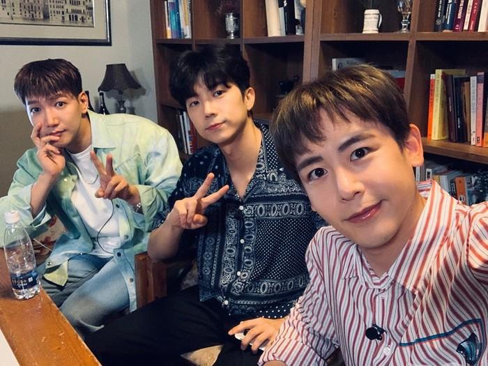 Nickhun, Wooyoung dan Jun.K