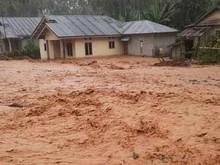 Pantai Barat Donggala Langganan Longsor, Data Sementara 83 Rumah Terendam