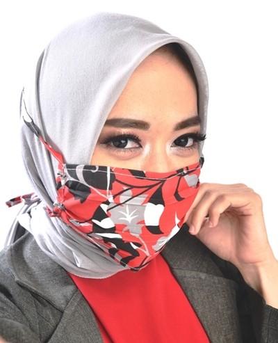 Pemakaian masker