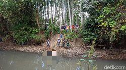 Pria di Jember Ditemukan Tewas Mengambang di Sungai, Telinga Kanan Hilang