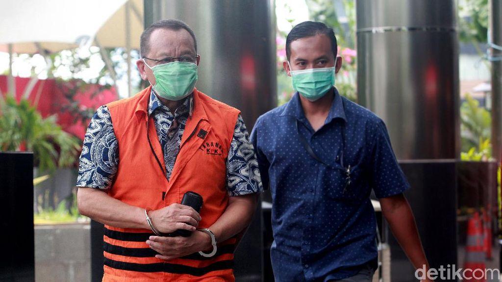 KPK Resmi Ajukan Banding Vonis 6 Tahun Bui Eks Sekretaris MA Nurhadi