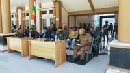 Bupati-Kapolres Intan Jaya Minta Masyarakat Saling Jaga Keamanan