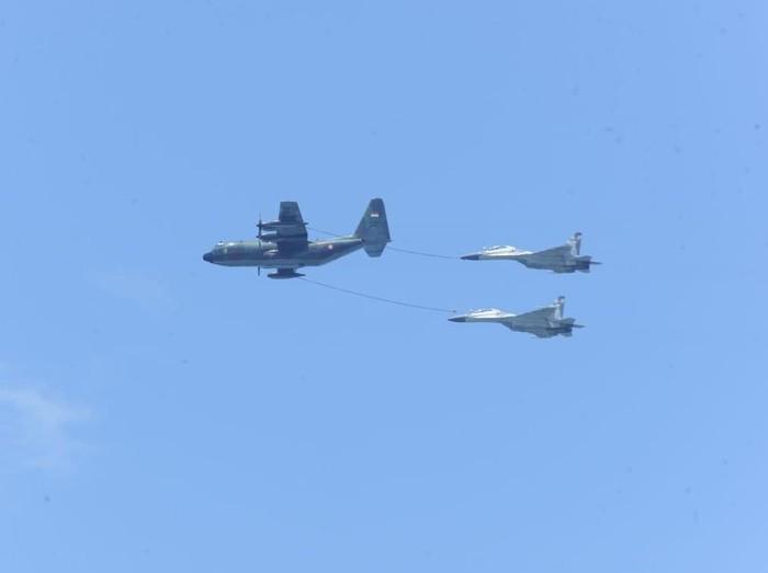 pesawat sukhoi, sukhoi tni au, pesawat super tucano, supertucona