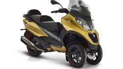 Piaggio MP3 Terbaru di RI, Motor Roda Tiga yang Punya Gigi Mundur Seharga Rp 360 Juta