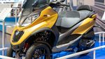 Wujud Piaggio MP3, Motor Tiga Roda yang Lebih Mahal dari Rush-Terios Cs