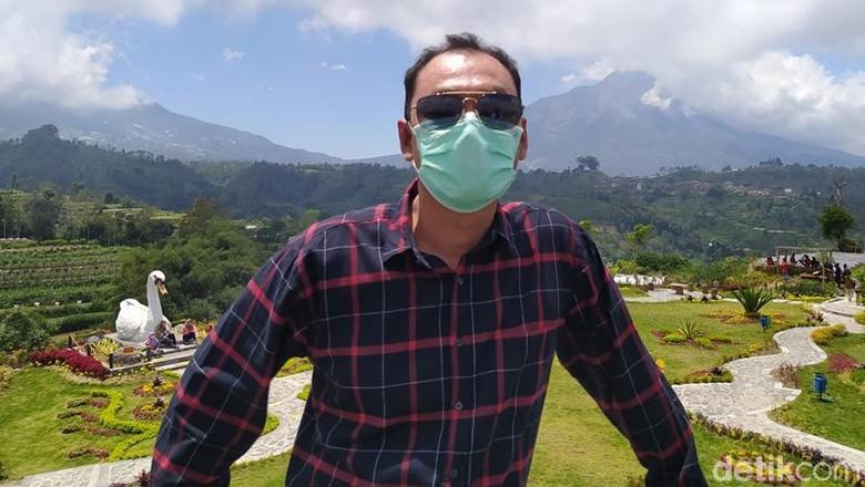 Plt Kepala Dinas Pariwisata, Kepemudaan dan Olahraga Kabupaten Magelang Iwan Sutiarso