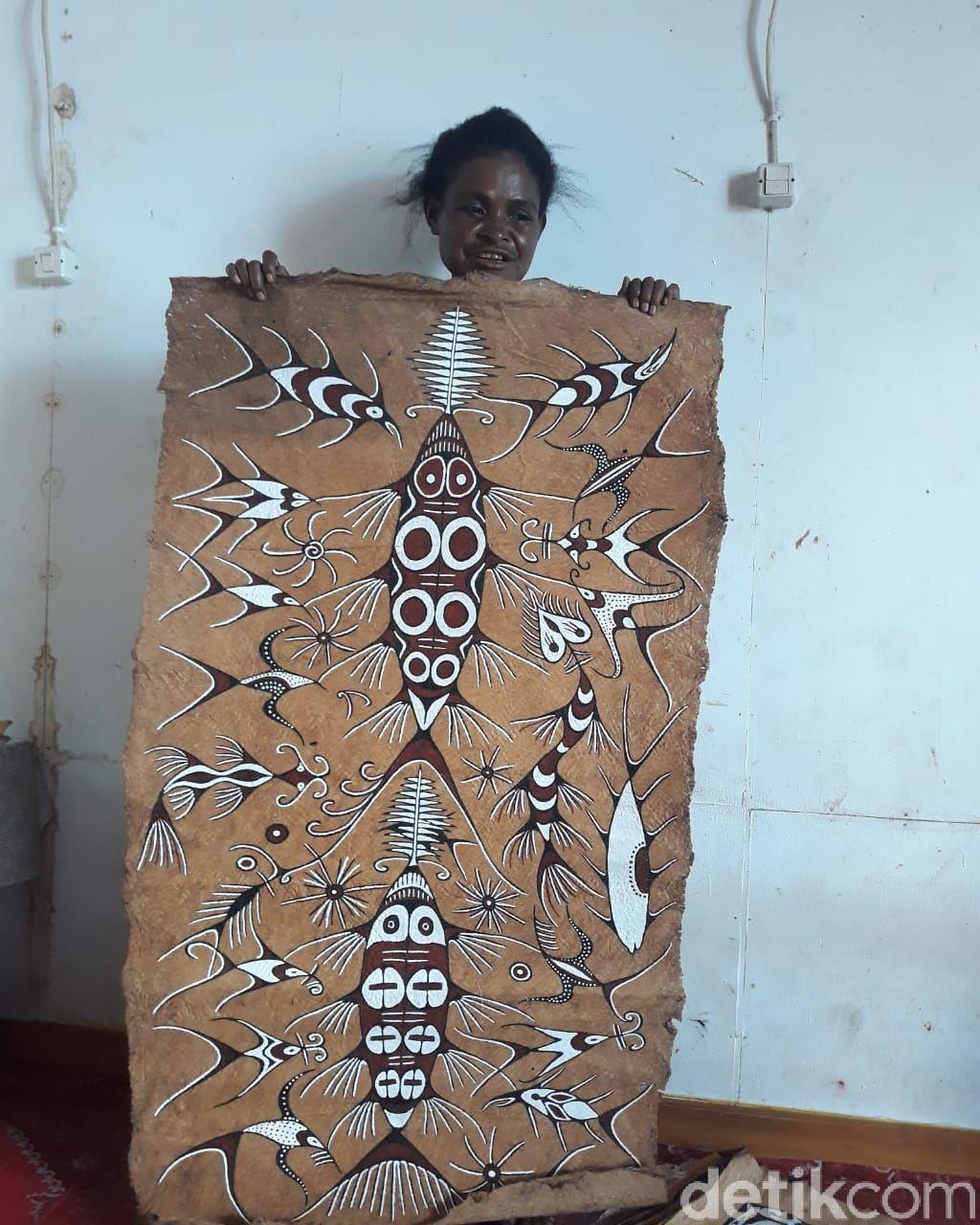 Putri duyung suku Sentani