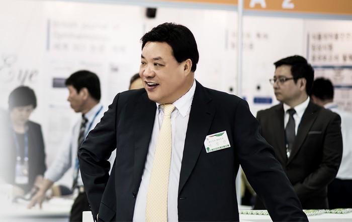 Seo Jung Jin, Chairman Celltrion