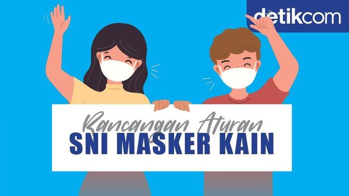 SNI Masker Kain