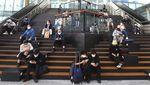 Stasiun Kereta-Bandara Korsel Ramai Pemudik Jelang Perayaan Chuseok