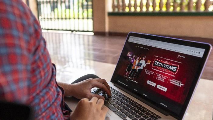 Tech Titans League, Program Asah Talenta Digital RI