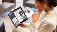 Ini Harga Laptop Layar Lipat Lenovo ThinkPad X1 Fold di Indonesia