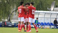 Timnas U-19 Kalahkan Dinamo Zagreb, Shin Tae-yong Puji Stabilitas