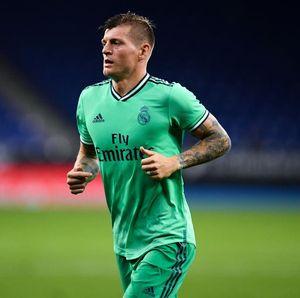Real Madrid Kehilangan Toni Kroos 2 Pekan