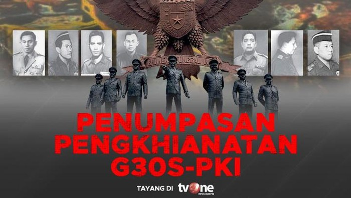 tvOne bakal kembali menayangkan film Penumpasan Pengkhiantan G30S/PKI tahun ini. (Dok. tvOne)