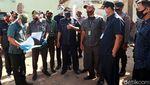 Ratusan Kios Pasar Sehat Cileunyi Dieksekusi untuk Tol Cisumdawu