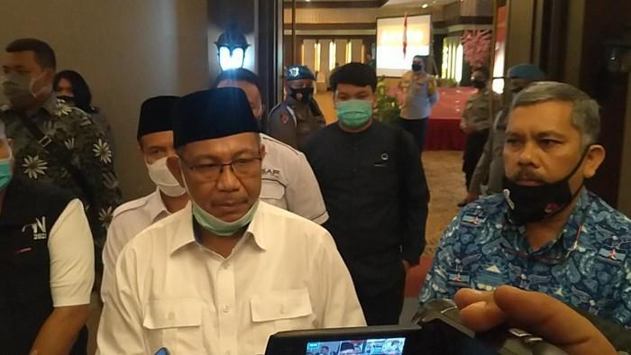 Akhyar Nasution (Ahmad Arfah-detikcom)