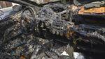 Mobil-mobil Hancur Akibat Perang Armenia-Azerbaijan