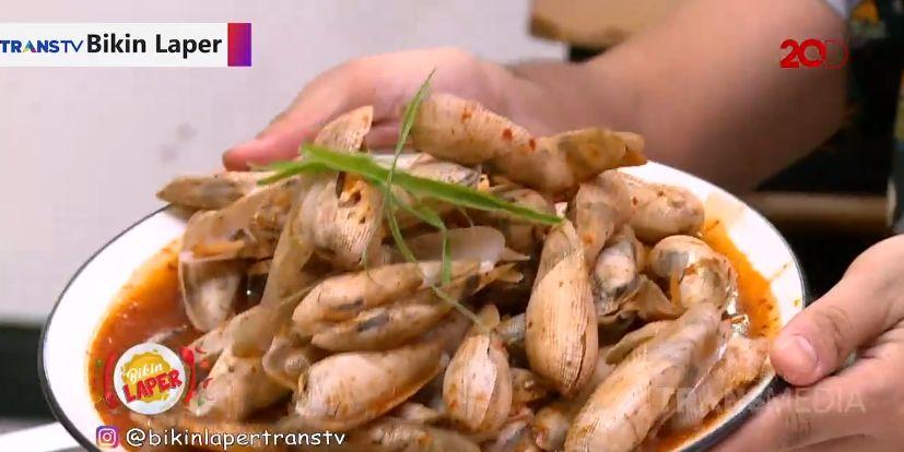 Bikin Laper! Puas Santap Canadian Lobster dengan Baby Octopus Pedas