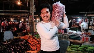 Bos Sound System Banting Setir Jual Sayur Beromzet Puluhan Juta