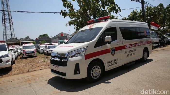 Perakitan mobil ambulans meningkat hampir 100 persen menjadi 800 unit saat pandemi COVID-19 dengan harga Rp 290 juta hingga Rp 3 miliar.