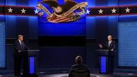 Debat Capres AS Panas, Sampai Jadi Trending Topic