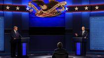 Debat Capres AS Panas! Biden Sebut Trump Pembohong dan Menyuruhnya Diam
