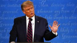 Trump Positif Corona, Lihat Lagi Kontroversinya Saat Remehkan COVID-19