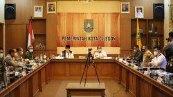 Gubernur Banten Minta Paslon Pilwalkot Cilegon Taat Protokol COVID-19
