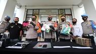 Diracik Seorang Perempuan, Ekstasi di Cipondoh Diedarkan di Tangerang Raya